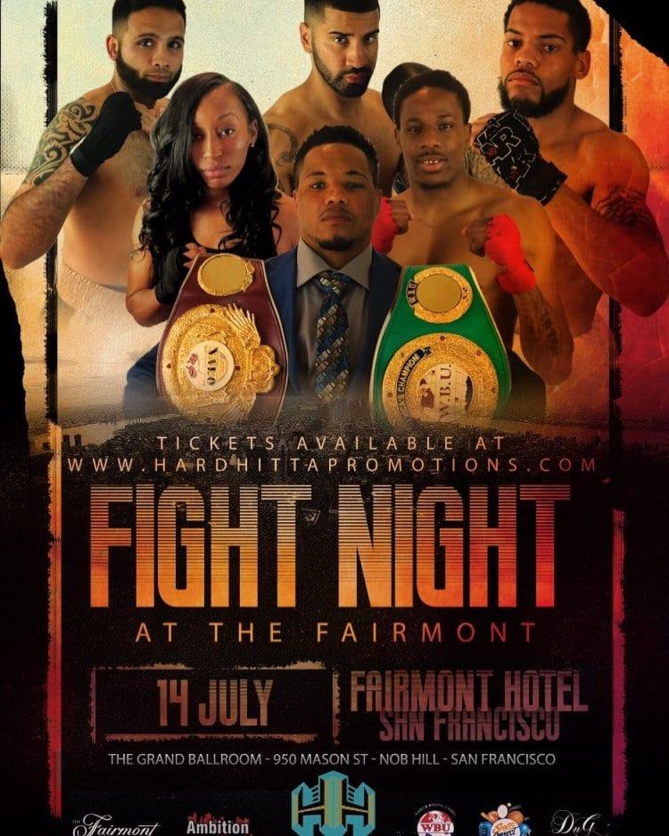 Hard Hitta Promotions July 14th